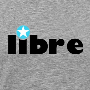 Libre PR - Men's Premium T-Shirt