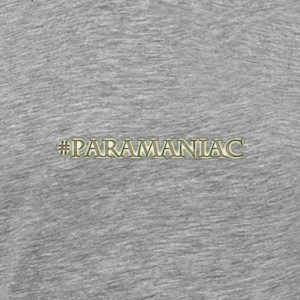 #PARAMANIAC - Men's Premium T-Shirt