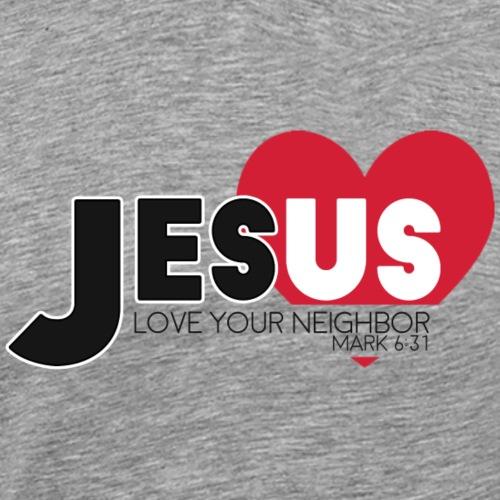 Jesus LYN - Men's Premium T-Shirt