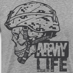 ARMY Military T-Shirt - Men's Premium T-Shirt