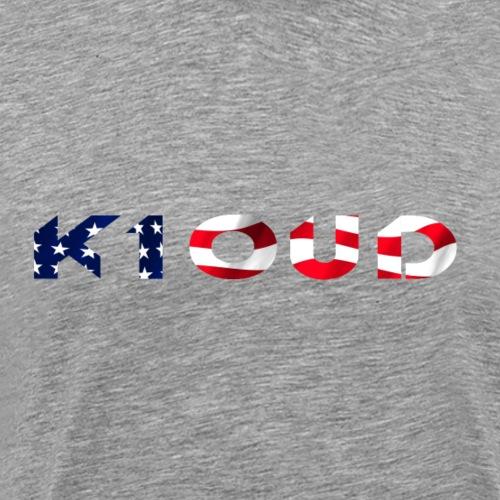 AmeriK10UD - Men's Premium T-Shirt