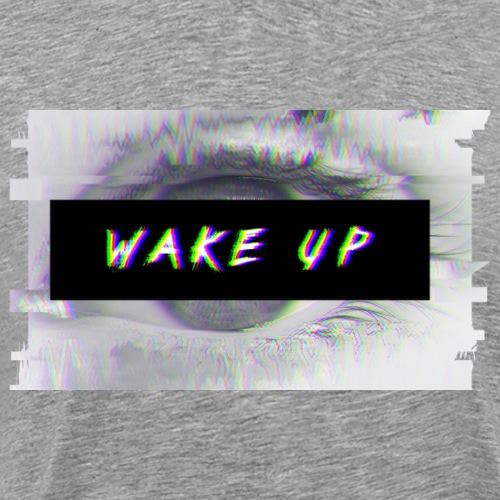 Wake up - Men's Premium T-Shirt