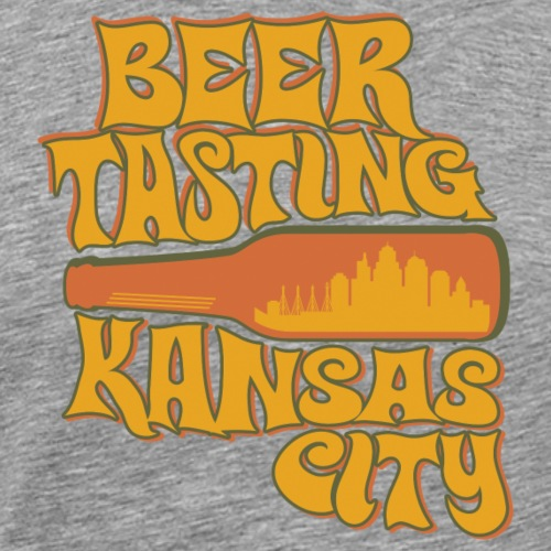 Beer Tasting Kansas City - Men's Premium T-Shirt