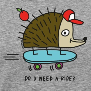 Do u need a ride? by Cheslo - Men's Premium T-Shirt