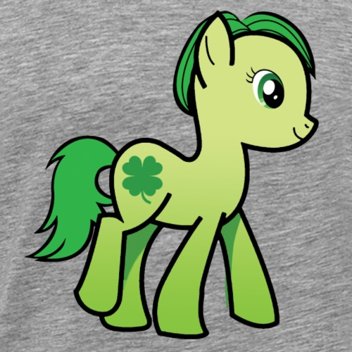Irish Pony 2 - Men's Premium T-Shirt