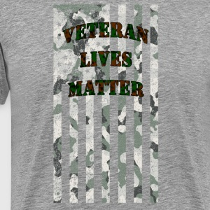 Veteran Lives Matter - Men's Premium T-Shirt