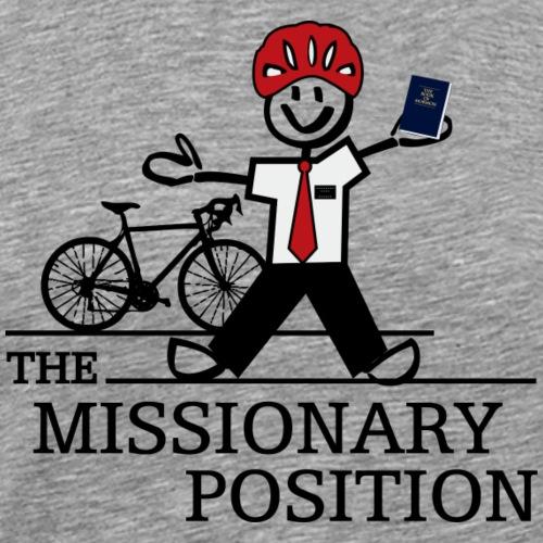 The Missionary Position T-Shirt - Men's Premium T-Shirt