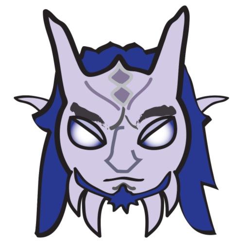 Warcraft Baby Draenei - Men's Premium T-Shirt