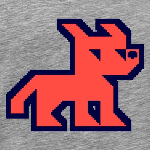 Jesse the Dog - Men's Premium T-Shirt