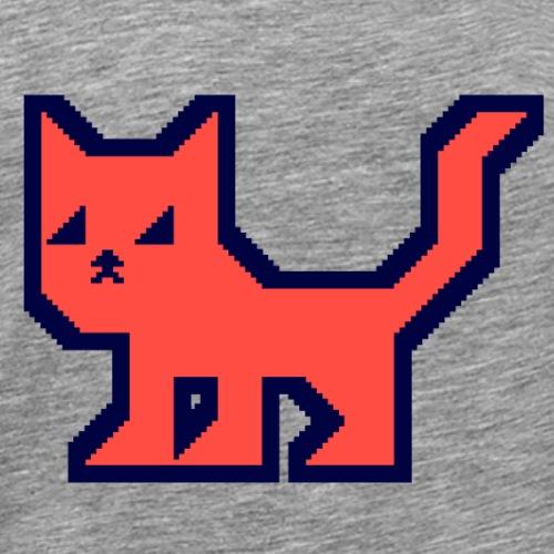 Sil the Cat - Men's Premium T-Shirt