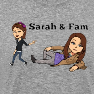 Sarah and Fam Plus - Men's Premium T-Shirt