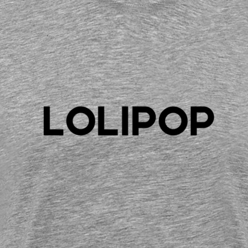 Official Lolipop apparel - Men's Premium T-Shirt