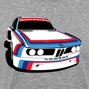 BMW M5 E9 - Men's Premium T-Shirt