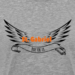 St Gabriel Archangel - Men's Premium T-Shirt