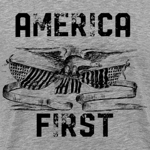 America First - Men's Premium T-Shirt