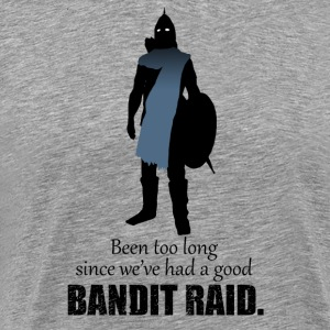 Guard - Bandit Raid - Men's Premium T-Shirt