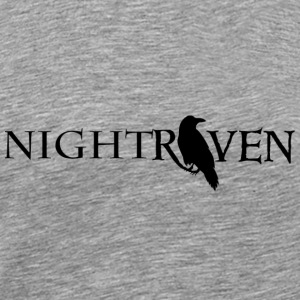 Night Raven Official Gear - Men's Premium T-Shirt