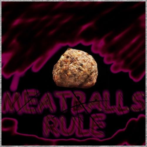 Meatballs RULE - Men's Premium T-Shirt