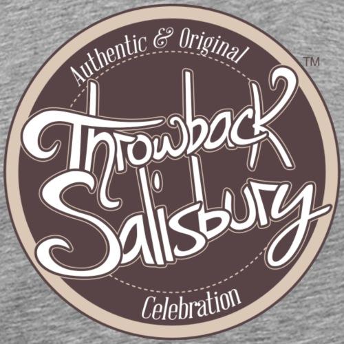 Throwback Salisbury - Men's Premium T-Shirt