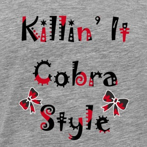Killin' It Cobra - Men's Premium T-Shirt