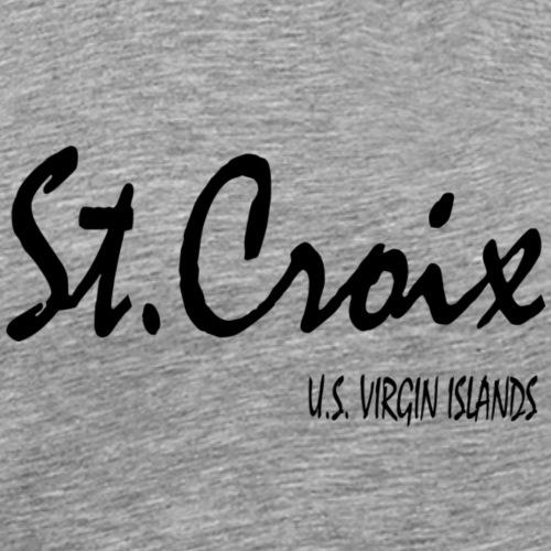 St. Croix Tee - Men's Premium T-Shirt