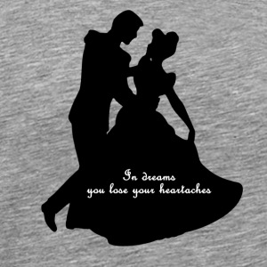 Cinderella Dreams - Men's Premium T-Shirt
