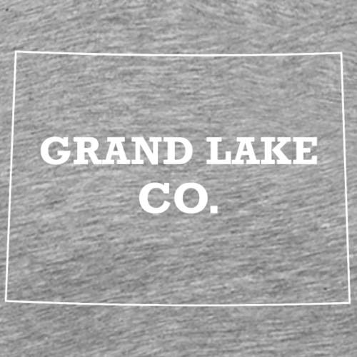 Grand Lake, Colorado - Men's Premium T-Shirt
