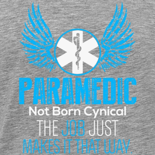 paramedic - Men's Premium T-Shirt