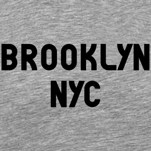 BROOKLYN NYC - Men's Premium T-Shirt