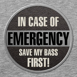 Save my bass - Men's Premium T-Shirt