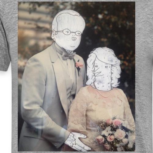 Wedding - Men's Premium T-Shirt