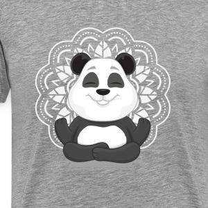 Zen Panda - Men's Premium T-Shirt