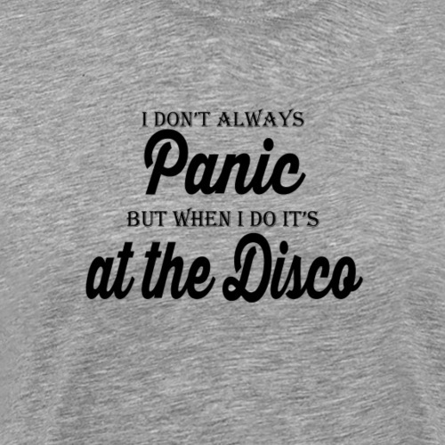 Panic at the Disco - Men's Premium T-Shirt