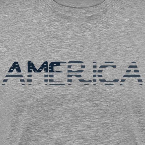 America - Men's Premium T-Shirt