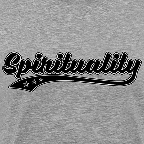 Spirituality - Men's Premium T-Shirt
