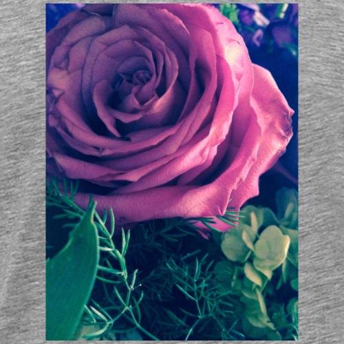 Faded Roses - Men's Premium T-Shirt