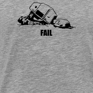 ATAT Fail - Men's Premium T-Shirt