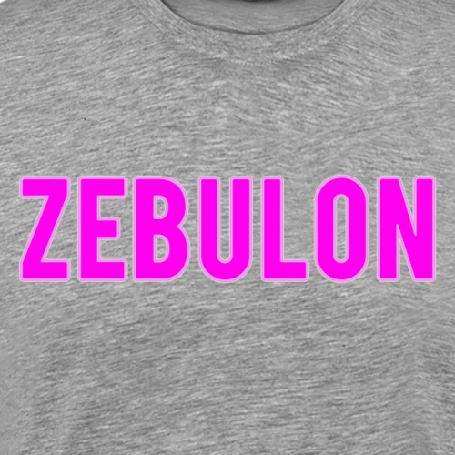 Zebulon Tribal Gears - Men's Premium T-Shirt