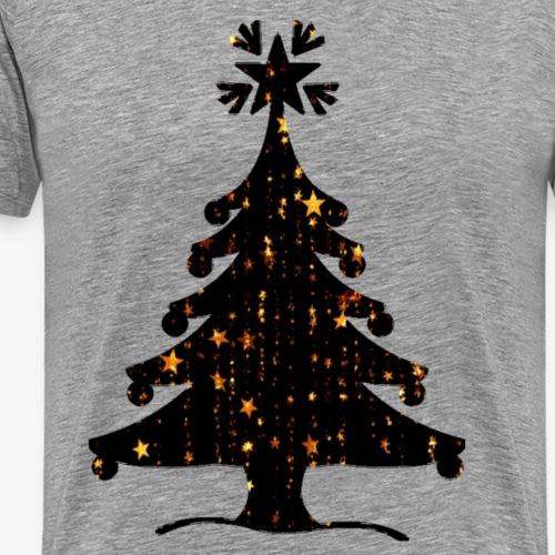 xmas tree - Men's Premium T-Shirt