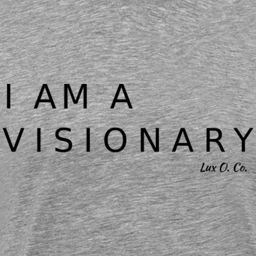 I AM A VISIONARY TEE - Men's Premium T-Shirt