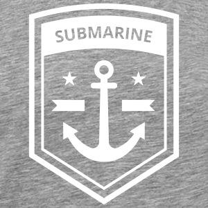 Submarine - Men's Premium T-Shirt