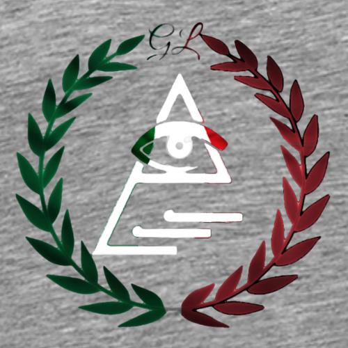 Italian GodLike - Men's Premium T-Shirt