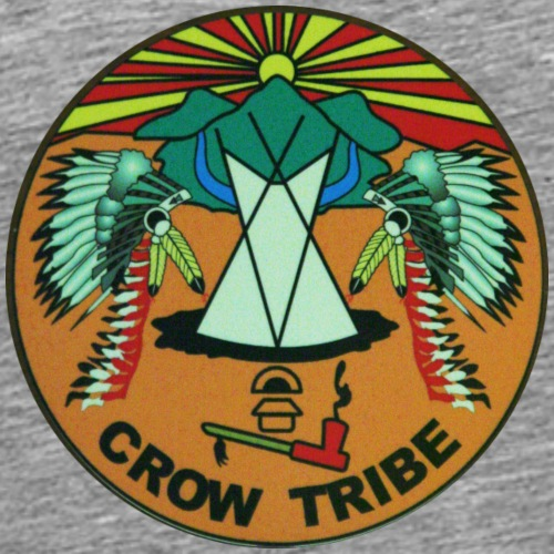 CROW TRIBE - Men's Premium T-Shirt