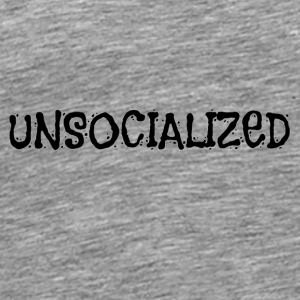 Unsocialized - Men's Premium T-Shirt