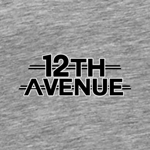 12th Avenue Logo - Men's Premium T-Shirt