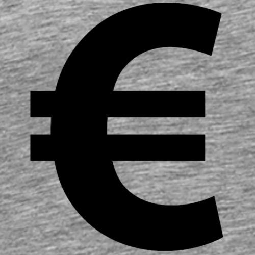 Euro Sign - Men's Premium T-Shirt