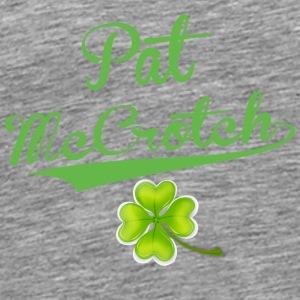 PatMcCrotch - Men's Premium T-Shirt