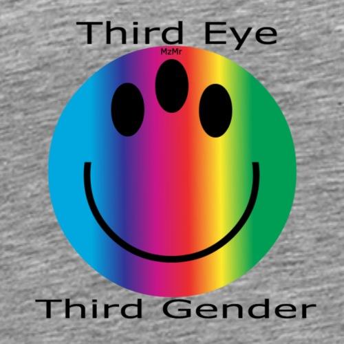 Third Eye, Third Gender - Men's Premium T-Shirt