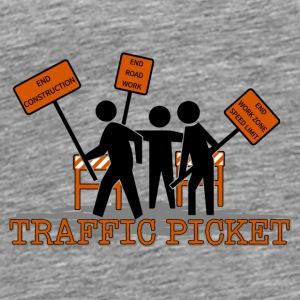 TrafficPicket - Men's Premium T-Shirt
