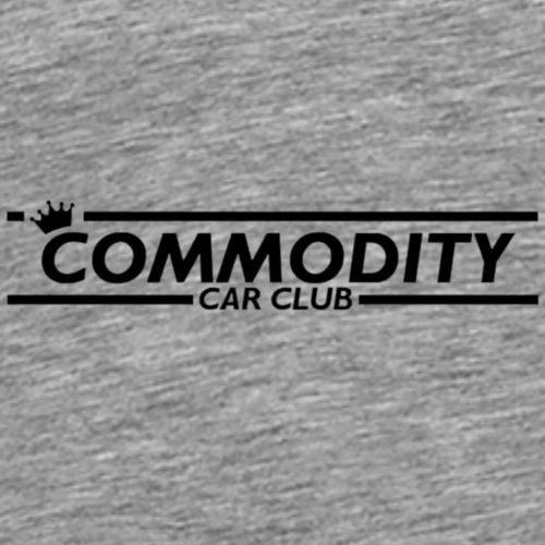 COMMODITY BLACK - Men's Premium T-Shirt